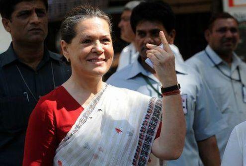 India; Elezioni, primi risultati: in testa partito Sonia Gandhi Lo riferiscono i media nazionali