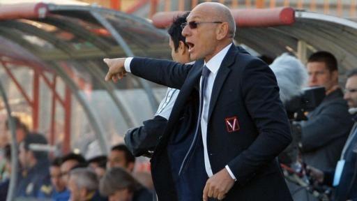 Gigi Cagni aveva sostituito Silvio Baldini dalla 9a giornata ed era stato esonerato dopo la 29a. Ora torna