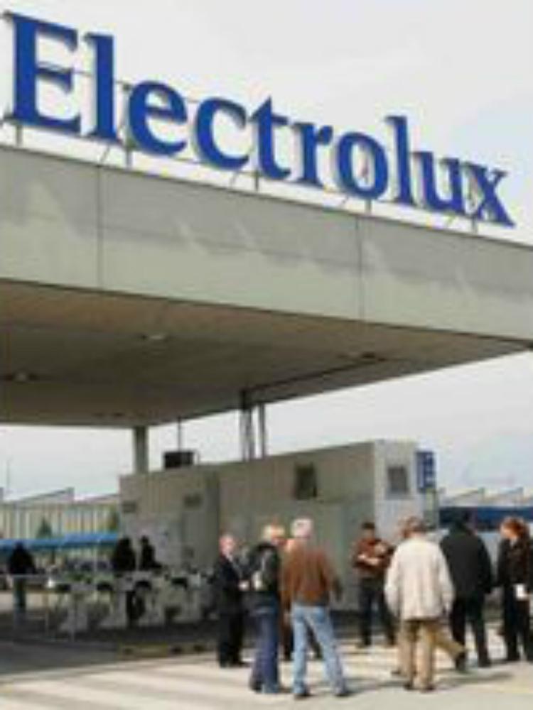 Electrolux: non vogliamo lasciare Italia
