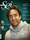 Luca Toni. Fra Verona, Vicenza e Brescia